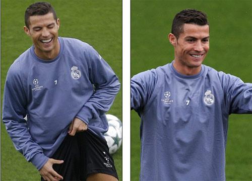"""Real: CR7 cười hết cỡ, James diễn tuyệt kĩ Rô """"vẩu"""" - 5"""