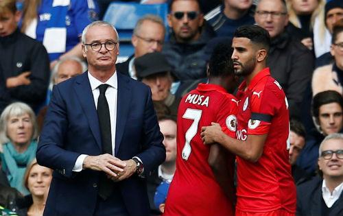 Leicester City rũ bỏ ngai vàng NHA, ôm mộng trời Âu - 1
