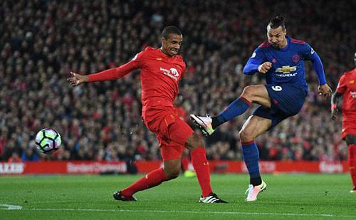 Liverpool - MU: Rực lửa derby nước Anh - 1