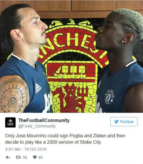 Cộng đồng mạng: Mourinho tiêu hơn 100 triệu bảng để phòng ngự - 7