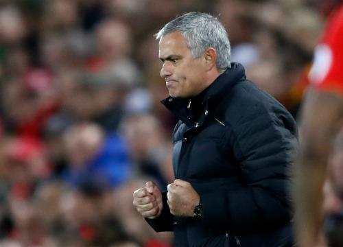 Mourinho vui với 1 điểm cho MU, Klopp tiếc nuối - 2