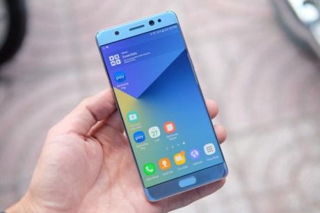 Kêu gọi người dân hợp tác thu hồi Galaxy Note 7 - 1