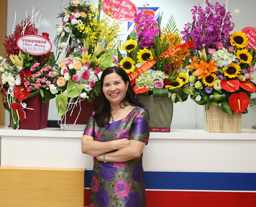 Dược sĩ Lê Thị Bình: Trăn trở cho khát vọng đổi thay - 1