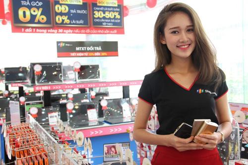 Mừng ngày 20/10, FPT Shop giảm giá điện thoại đến 4.6 triệu đồng - 2