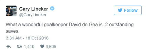 """Cứu thua xuất thần, De Gea được ví như """"siêu nhân"""" - 3"""