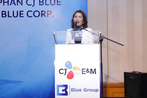 Hai 'ông lớn' truyền thông Việt - Hàn hợp tác ra mắt CJ Blue - 4