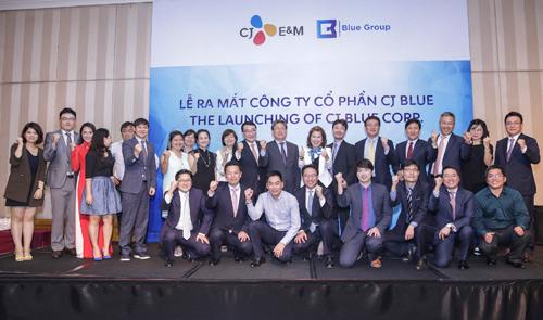 Hai 'ông lớn' truyền thông Việt - Hàn hợp tác ra mắt CJ Blue - 6