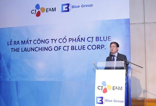 Hai 'ông lớn' truyền thông Việt - Hàn hợp tác ra mắt CJ Blue - 3