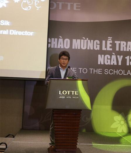 Học bổng của tình hữu nghị Việt-Hàn - 3