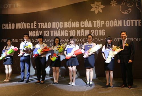 Học bổng của tình hữu nghị Việt-Hàn - 2