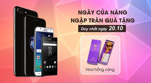20/10 giảm giá Smartphone - cơ hội mua iPhone 7 giá 500 nghìn đồng - 3