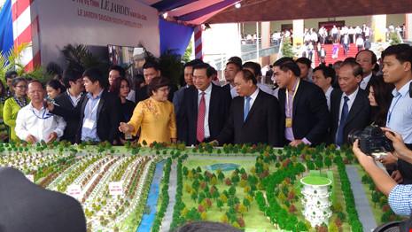 Thủ tướng: Đừng ký dự án rầm rộ rồi để cỏ mọc, mưa rơi - 2