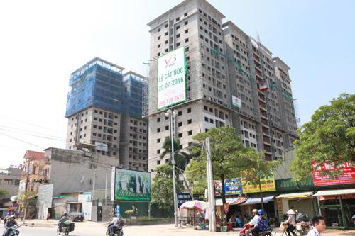 Cơ hội sở hữu căn hộ giá rẻ tại trung tâm quận Hà Đông - 1