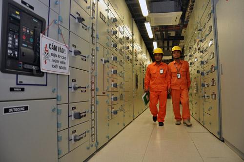 Tăng cường công tác ứng trực đảm bảo điện phục vụ Quốc hội khóa XIV - 2