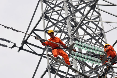 Tăng cường công tác ứng trực đảm bảo điện phục vụ Quốc hội khóa XIV - 1