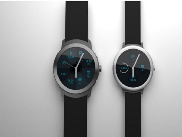 Google sẽ phát hành 2 smartwatch vào đầu năm 2017 - 1