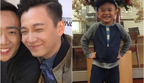 Cuộc sống sang chảnh của con trai Ngô Kiến Huy tại Mỹ - 1