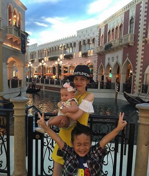 Cuộc sống sang chảnh của con trai Ngô Kiến Huy tại Mỹ - 10