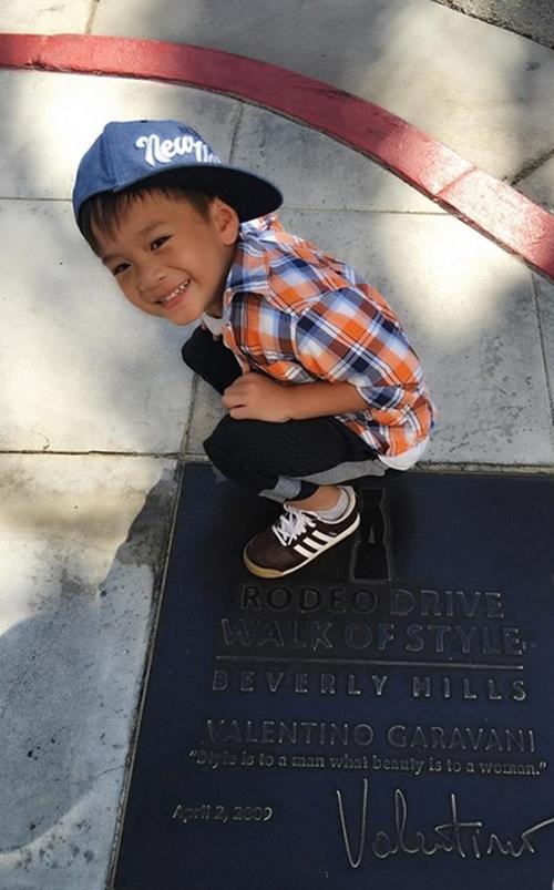 Cuộc sống sang chảnh của con trai Ngô Kiến Huy tại Mỹ - 5