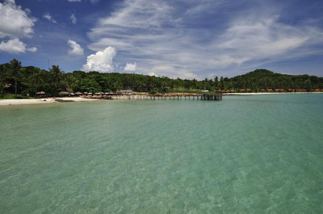 Ko Kut được coi là một trong những hòn đảo yên tĩnh và đẹp nhất ở Thái Lan.