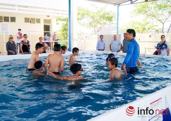 Đà Nẵng: Đưa giáo dục kỹ năng phòng chống tai nạn, đuối nước vào nhà trường - 1