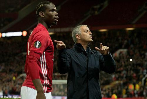 MU: Mourinho quyết mua Pogba 89 triệu bảng để làm gì? - 1