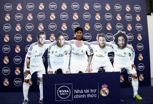"""Nhà vô địch FC Thành Đồng hồi hộp chờ """"giờ G"""" đến Real Madrid - 4"""