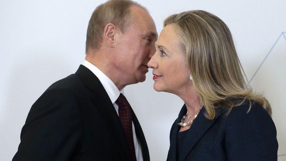 """Vì sao ông Putin """"sợ"""" bà Clinton làm Tổng thống Mỹ? - 3"""
