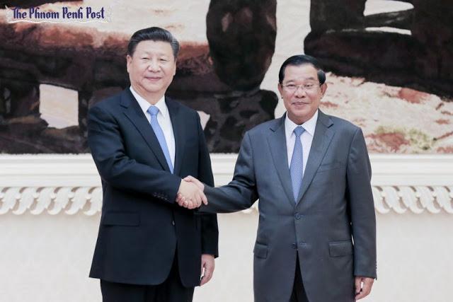 """Campuchia: Lãnh đạo đảng thân TQ bất ngờ """"phê"""" Bắc Kinh - 1"""