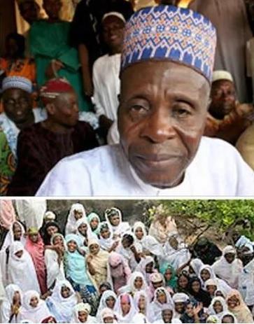 Cụ ông Nigeria 97 vợ vẫn muốn cưới thêm - 3
