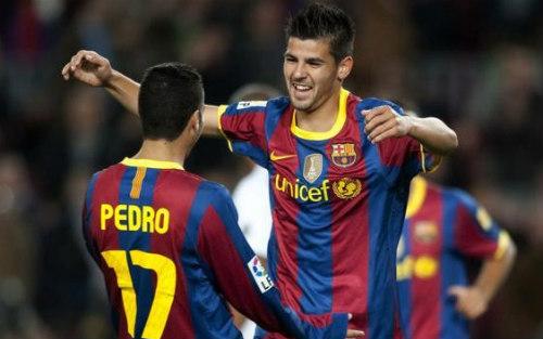 Man City gặp Barca: Cố nhân phục hận - 3