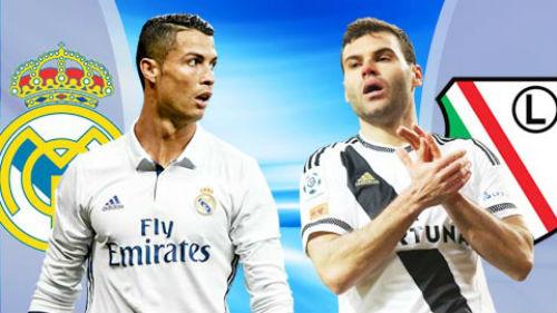 Chi tiết Real Madrid - Legia: Không may cho Ronaldo (KT) - 9