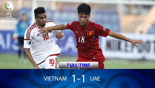 """U19 Việt Nam mang """"võ V-League"""" ra châu Á? - 2"""