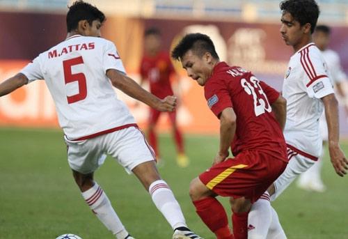 """U19 Việt Nam mang """"võ V-League"""" ra châu Á? - 1"""