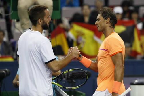 """Nadal lại sa sút: """"Bò tót"""" phải leo núi - 1"""