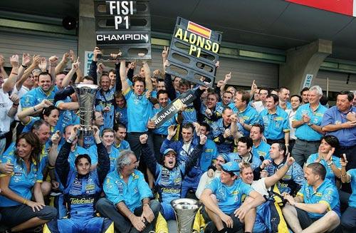F1 biến động nhân sự: Tiến lên hay đứng tại chỗ - 1