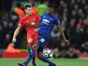 Bóng đá - Chi tiết Liverpool – MU: Những nỗ lực bất thành (KT)