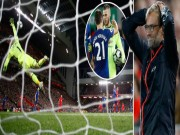 Bóng đá - Góc chiến thuật Liverpool–MU: Xe bus & cứu tinh De Gea