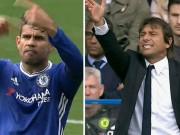 """Thái độ với Conte, Costa bị Chelsea """"cấm khẩu"""""""