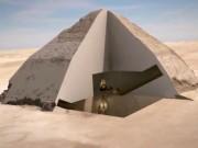 Thế giới - Phát hiện 2 hầm bí ẩn trong kim tự tháp Ai Cập