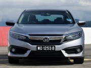 Honda Civic 2016 gây ấn tượng mạnh với động cơ mới