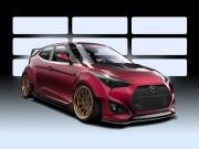 Tư vấn - Hyundai Veloster Gurnade concept diện mạo mới sắp ra mắt