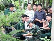 Tin tức trong ngày - Đã xác định được tọa độ và mảnh vỡ trực thăng EC-130