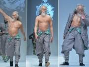 """Thời trang - Xôn xao vì người mẫu 80 tuổi vẫn """"phong độ ngời ngời"""""""