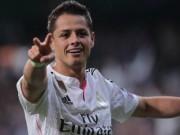 Tin HOT bóng đá tối 18/10: Real bất ngờ muốn tái hợp Chicharito