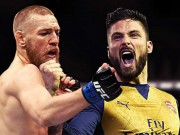 "Thể thao - Tin thể thao HOT: SAO Arsenal ""thách đấu"" McGregor"