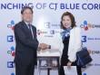 Hai 'ông lớn' truyền thông Việt - Hàn hợp tác ra mắt CJ Blue