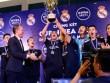 """Nhà vô địch FC Thành Đồng hồi hộp chờ """"giờ G"""" đến Real Madrid"""