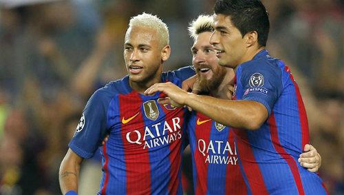 "Barca: Messi, Neymar chờ ""nuốt chửng"" Man City - 2"