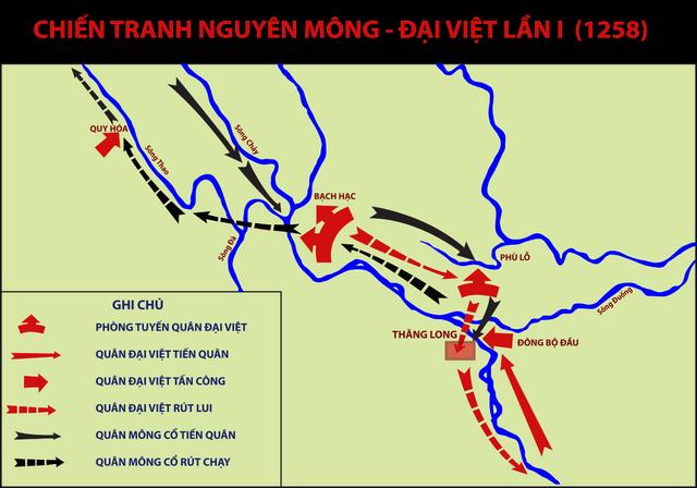 """Đế chế Nguyên Mông """"nướng"""" bao nhiêu quân trên đất Việt? - 1"""